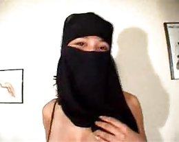 Arabische arabische arabische Mädchen von tunis