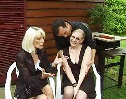 französische Besetzung n70 französische blonde anal Teen Babe mit Brille