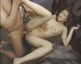 hübsch koreanische Küken Connie Esche dm720