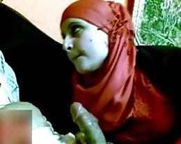 Ägypten Hijab Suck dick