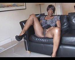 sehr sexy ebony